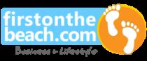 First on the Beach Logo